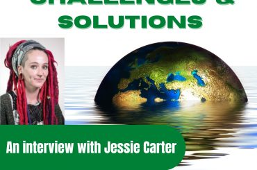 Talking climate change (and other stuff) with Jessie Carter